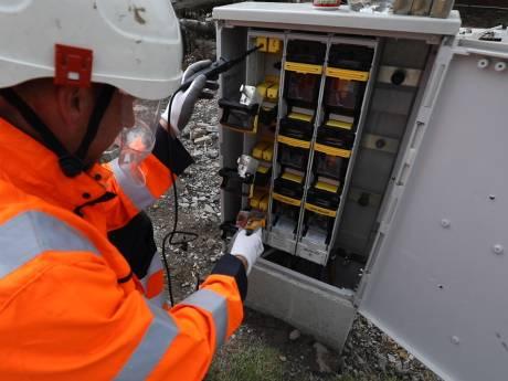 L'électricité rétablie dans toutes les rues en région liégeoise, mais quelques maisons n'ont toujours pas de courant