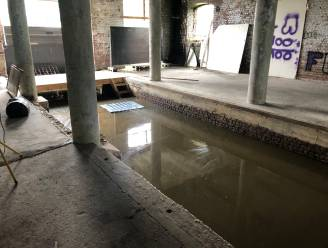 Tentoonstelling afgelast door wateroverlast. Zomerbar Catala opent wel de deuren