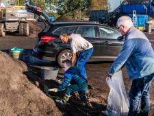Uden verschuift gratis compostdag naar najaar