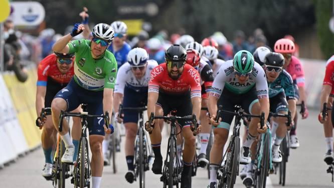 Bennett opnieuw de snelste in Parijs-Nice, Roglic valt maar behoudt leiding