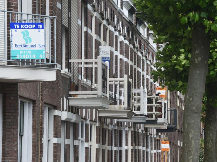 De Van Dishoeckstraat in Vlissingen.