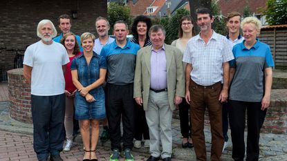 Badmintonclub viert 50ste verjaardag