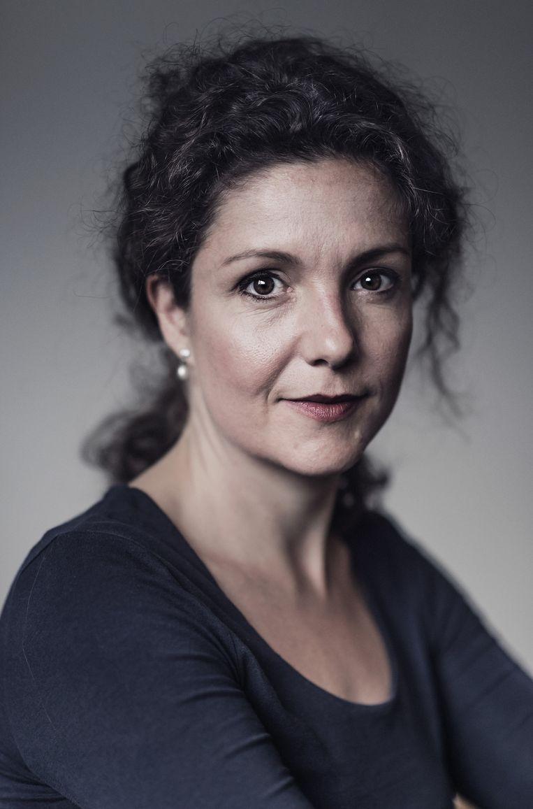 Tinneke Beeckman. Beeld Karoly Effenberger