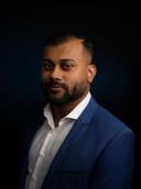 Viresh Jagesser, CEO van Meld een vermoeden uit Den Haag. (Foto: Christine Roose)