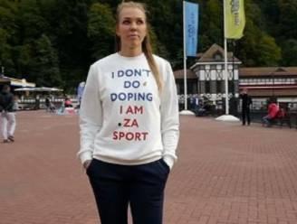 """""""Ik doe niet aan doping"""", gaf bobsleester op haar trui mee waarna ze betrapt werd op… doping"""