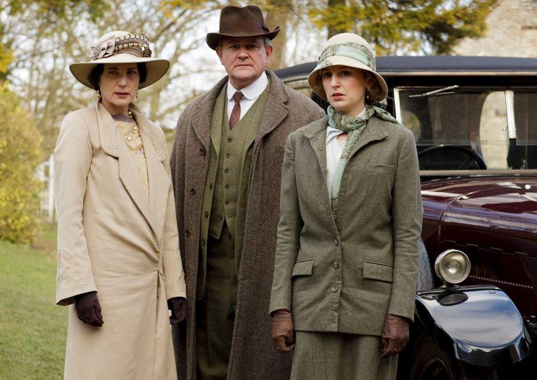 'Downton Abbey': zo uit de tijdmachine. Beeld
