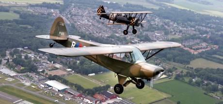 Herdenkingsvlucht met historische vliegtuigen boven de regio 'met pijn in het hart' afgelast