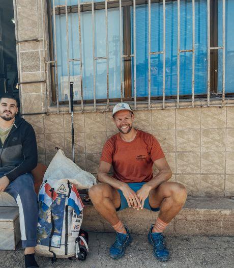 Wereldwandelaar Tom zet zijn reis voort door de Balkan: 'Schijnbaar zoekt het avontuur mij op'