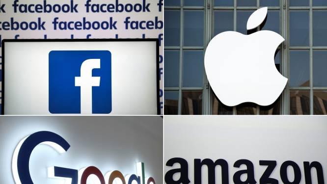Amerikaanse commissie pleit voor opsplitsen 'Big Tech'