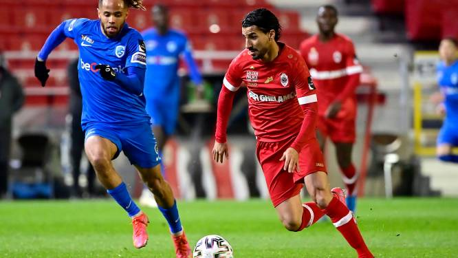 """Lior Refaelov na waanzinnige comeback van Antwerp tegen Genk: """"Op begin na onze beste match"""""""
