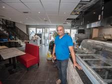 Jim's Food Factory ligt overhoop met bioscoop Pathé in Dommelstraat in Eindhoven