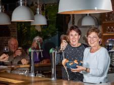 Café De Dijketelg was de droom van Riet