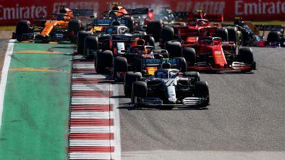 """Ingrijpende F1-regels nu ook definitief aangenomen: """"Niets doen zou de sport in gevaar brengen"""""""
