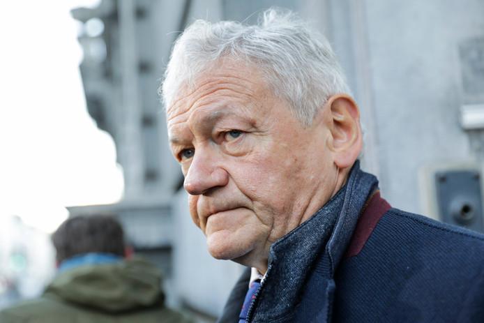 François Bellot a appelé les cheminots à une certaine mesure vu les problèmes du viaduc de Herrmann-Debroux.