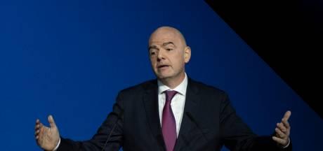 FIFA-baas Infantino weer in opspraak: nu vanwege gebruik privéjet