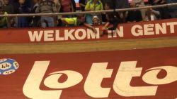 G-sporter Bosmans liep na zware val in Zesdaagse van Gent complexe beenbreuk op en ging al onder het mes, spoedig herstel voor Schelfhout