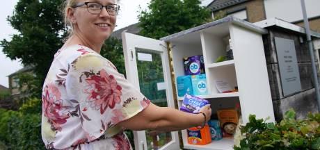 Niet iedereen heeft geld voor tampons of maandverband: deze stichting bedacht de oplossing
