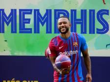Depay maakt zijn moeder trots: 'FC Barcelona is de absolute top en daar hoort Memphis ook'