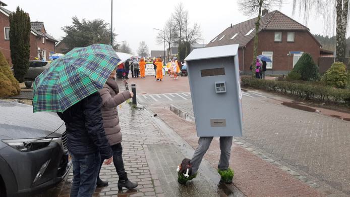 Deze flitskast slingerde in Nistelrode kijkers op de bon, als ze harder dan 11 kilometer per uur gingen.