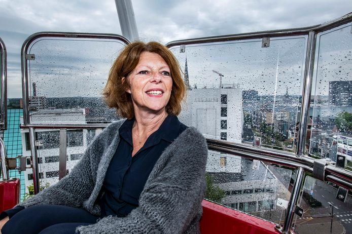 Mariëlle van den Heuvel, directeur van Crematorium Tilburg.