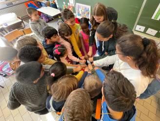 Leuvense leerlingen ontvangen 'diverse' huidskleurpotloodjes