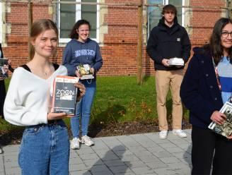Vijf leerlingen van KSD in Diest vallen in de prijzen van wedstrijd 'Junior Journalist' van het Davidsfonds