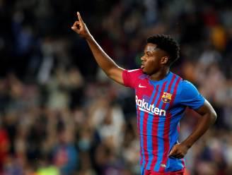 Football Talk. Barcelona verlengt contract Ansu Fati, afkoopclausule op 1 miljard - Mangala (corona) hervat training