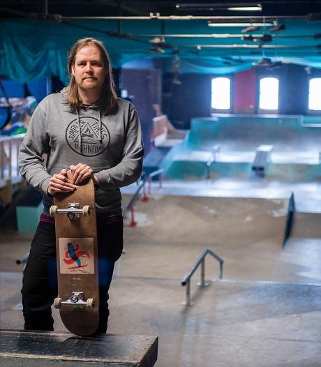 Verhuizing naar Kaaihallen komt voor het groeiende World Skate Center als geroepen