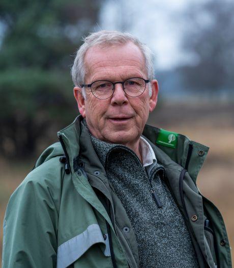 Boswachter Jap na 41 jaar met pensioen: 'Terugkeer wolf is slagroom op de taart'
