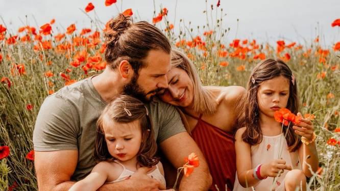 """Lara (34) is mama van twee, zwanger en ongeneeslijk ziek: """"Elke dag wil ik plukken. Ik heb geen keuze: het is dit of niets"""""""