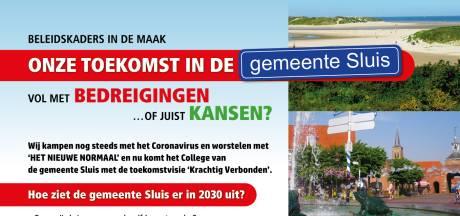 Links Sluis wil inwoners mee laten praten over toekomstvisie