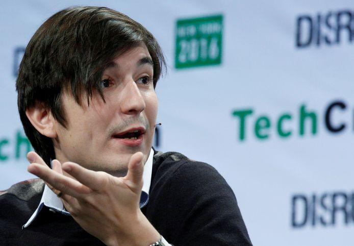 Vlad Tenev, oprichter en mede-CEO van het bedrijf achter de app Robinhood.