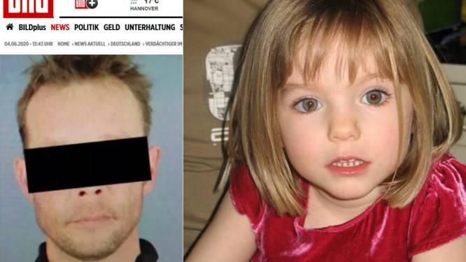"""Duitse krant Bild: """"Dit is foto van verdachte die Maddie ontvoerd zou hebben"""" - Vroegere buur getuigt: """"Hij sloeg minderjarige vriendin keer op keer in elkaar"""""""