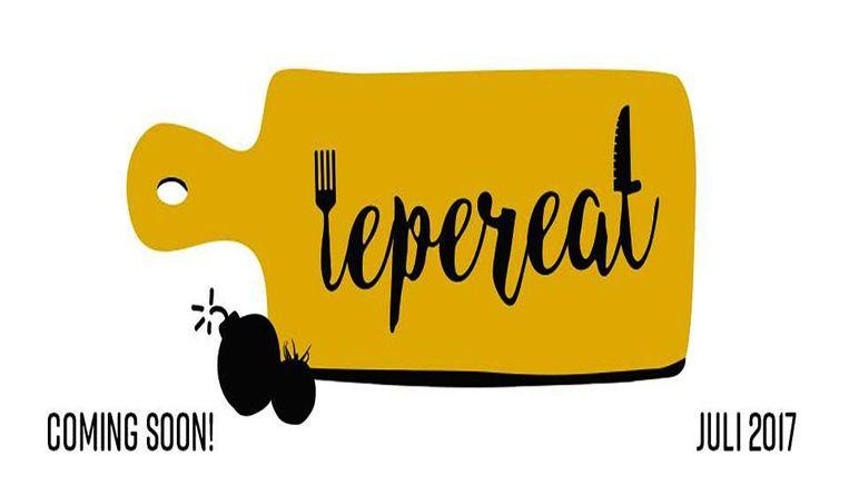 In Ieper opent het restaurant Iepereat, een weinig smakelijke toespeling op het gifgas yperiet dat tijdens WO I werd gebruikt. Beeld Facebook Iepereat