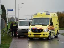 Fietsster raakt gewond bij aanrijding in Lobith