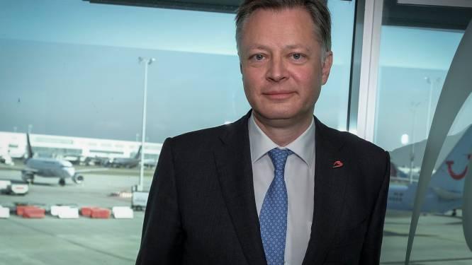 """INTERVIEW. CEO Brussels Airport over zwaar getroffen luchtvaartsector: """"Grote uitbreidingsplannen uitgesteld door financieel verlies en té onzekere toekomst"""""""
