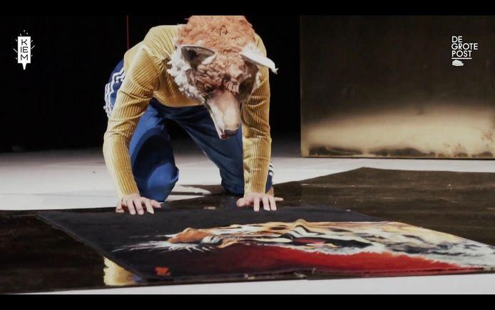 'De Dieren van Geert Belpaeme' is te zien op het KIEMfestival in De Grote Post