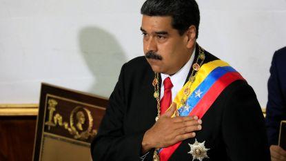 Maduro ingezworen als president van Venezuela na omstreden verkiezing