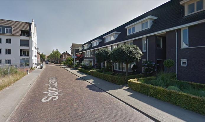 Schoolstraat in Moergestel