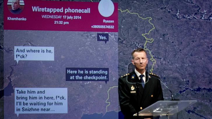 OM in persconferentie: Kans dat vier verdachten in rechtbank verschijnen is klein