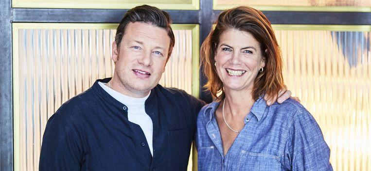 """Tv-kok Jamie Olivier over zijn nieuwe kookboek: """"Ik praat via mijn recepten"""""""