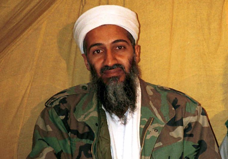 Osama Bin Laden Beeld AP