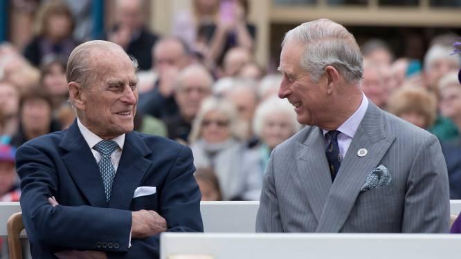 Prins Charles onthult laatste gesprek met prins Philip voor zijn overlijden