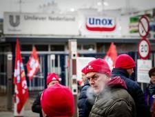 Unilever sluit akkoord met bonden voor medewerkers Unox-fabriek
