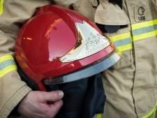 Containerhok in brand nabij voetbalclub Bareveld, politie gaat uit van brandstichting