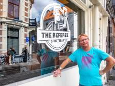 Sportsbar The Referee in Zwolle houdt zich nog doof voor fluitsignalen grote voetbalcompetities