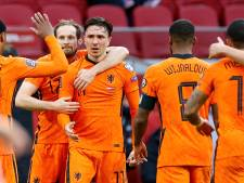 Oranje pakt eerste punten, maar beleeft ook frustrerende avond