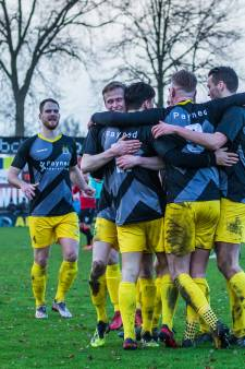 Staphorst mag naar derde divisie, competitie met 18 ploegen