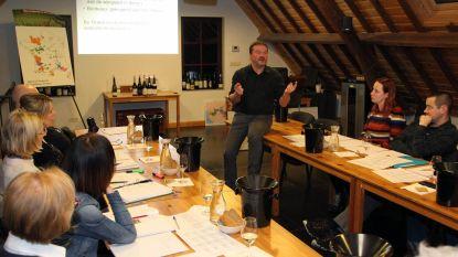 Sommelier Paul Wallaert kiest voluit voor De Wijnzolder (en geeft job in onderwijs op)
