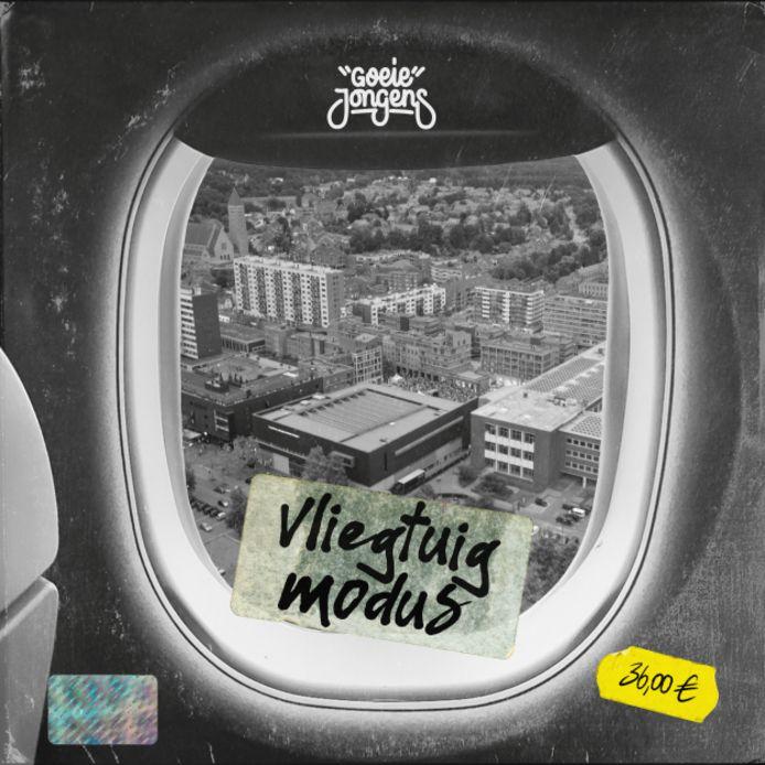 Het debuutalbum 'Vliegtuigmodus' van Goeie Jongens komt uit op 13 november. Een vinyl release, in samenwerking met koffie- en vinylzaak 'George and the Bear' staat ook nog in de steigers.